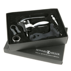 Six Piece Wine Serving Kit