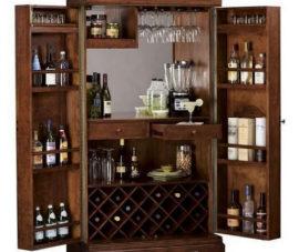Шкафы-бары
