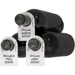 Бирки для учета винной коллекции BT48