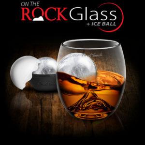 Бокал для виски с шарообразной формой для льда GS300