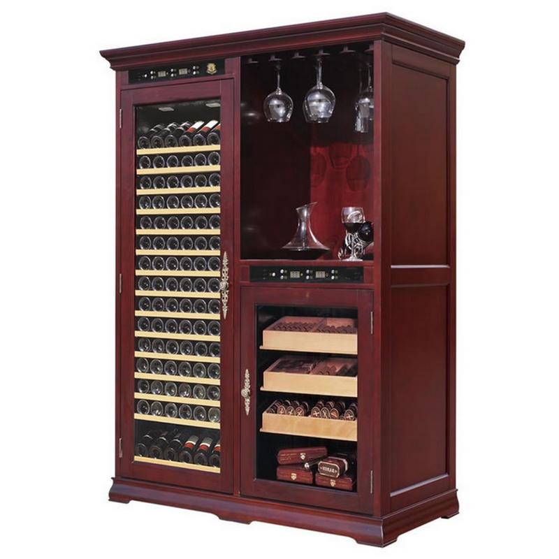 Винный шкаф ClimaCave - 118/300/C8 BAR HUM