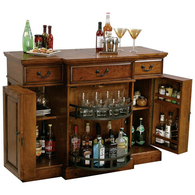 Винный шкаф-консоль Shiraz