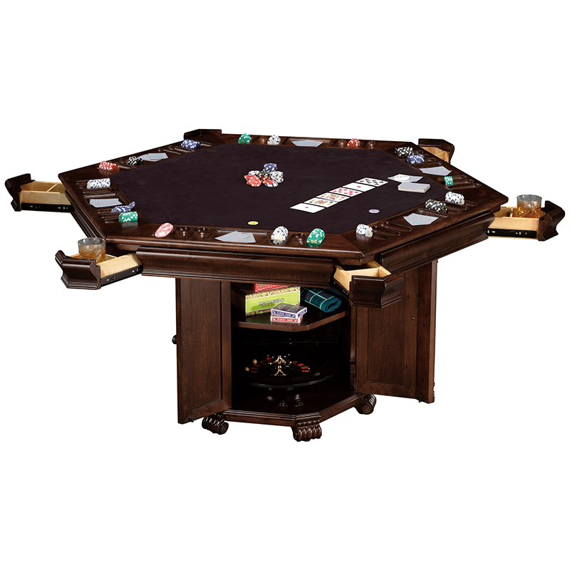 Карточный стол для покера Howard Miller - Niagara Game Table