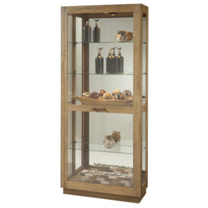 Шкаф витрина для гостиной Howard Miller – Marsh Bay