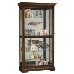 Шкаф витрина для гостиной Howard Miller – Tyler