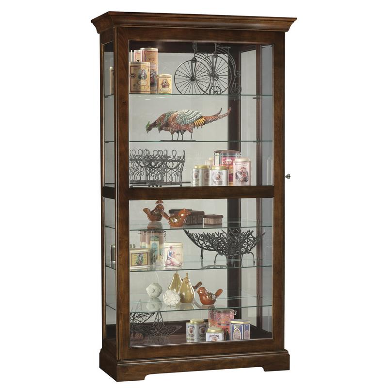 Шкаф витрина для гостиной Howard Miller - Tyler