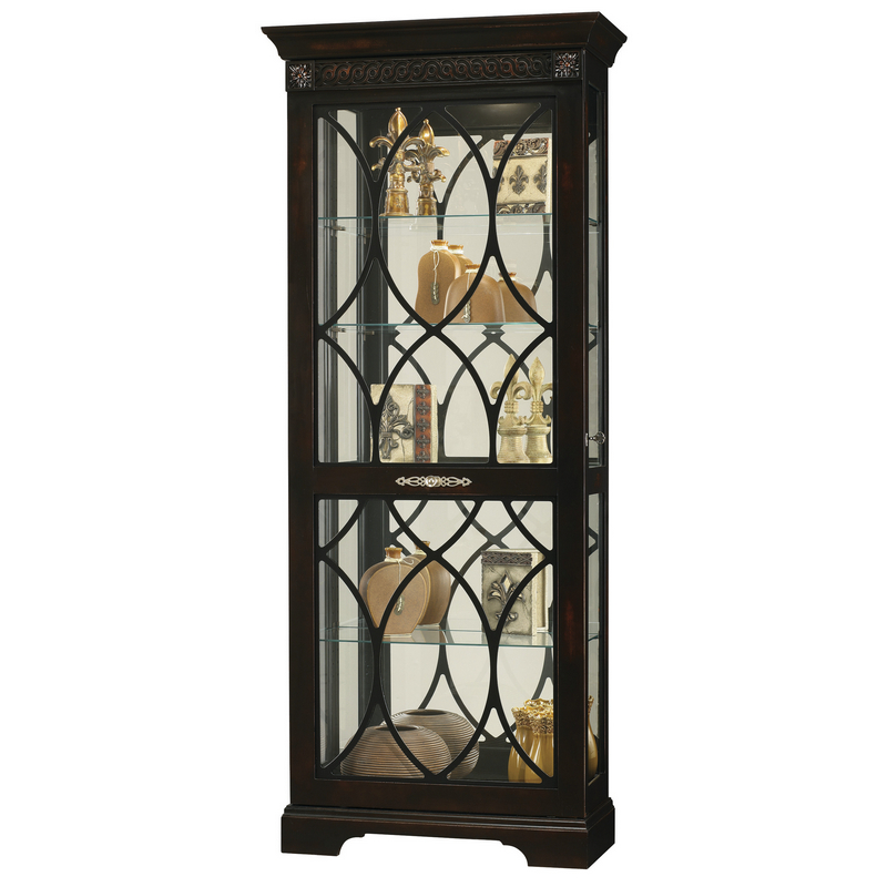 Шкаф витрина для гостиной Howard Miller - Roslyn