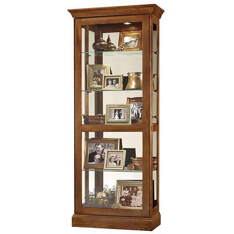 Шкаф витрина для гостиной Howard Miller - Berends II