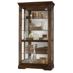 Шкаф витрина для гостиной Howard Miller – Andreus