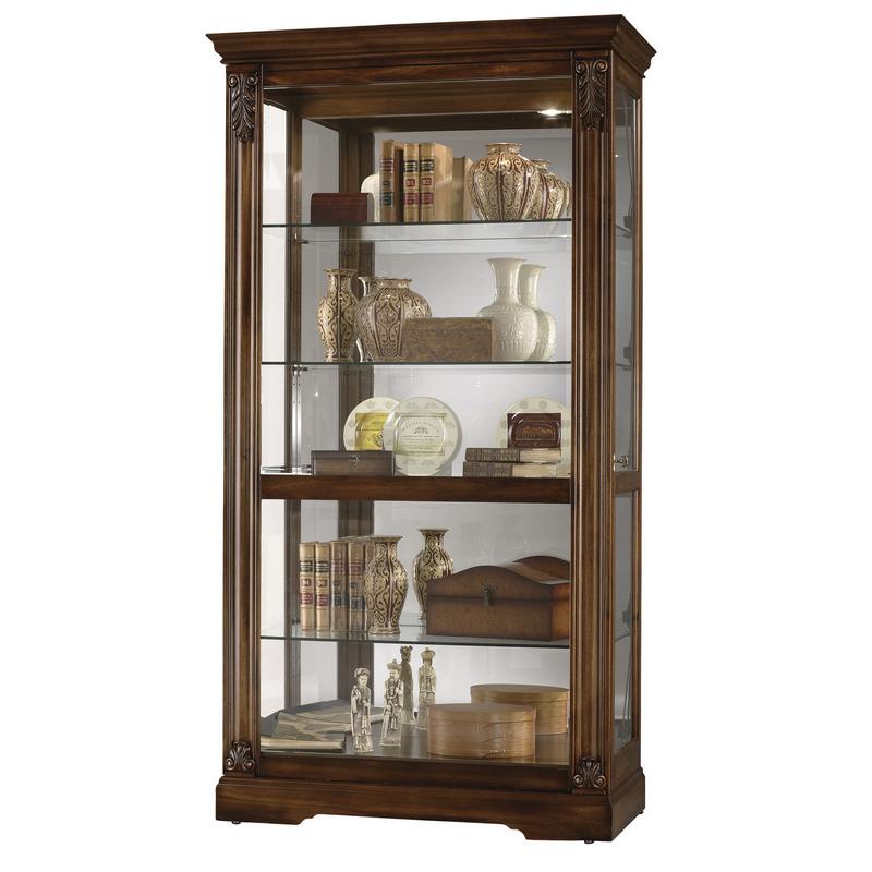 Шкаф витрина для гостиной Howard Miller - Andreus