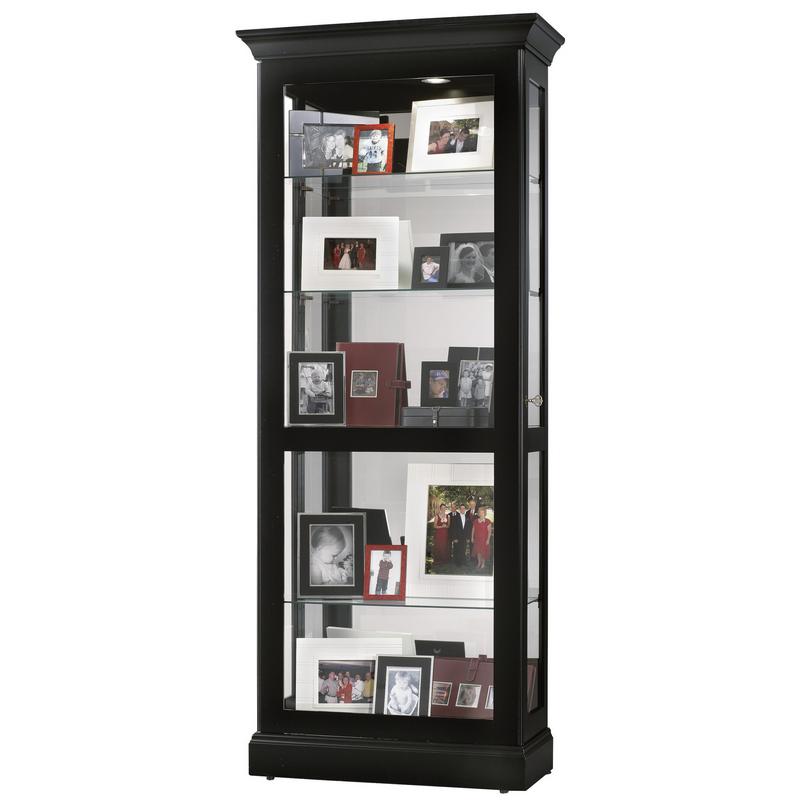Шкаф витрина для гостиной Howard Miller - Berends