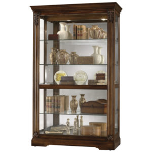 Шкаф витрина для гостиной Howard Miller – Ramsdell