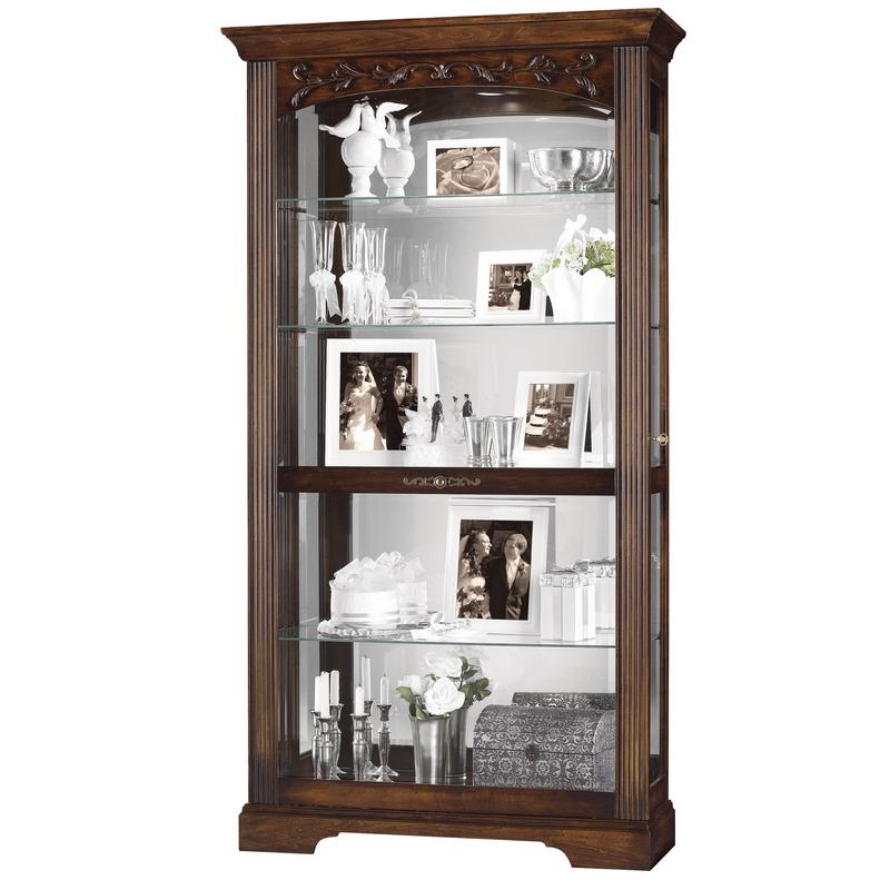 Шкаф витрина для гостиной Howard Miller - Hartland