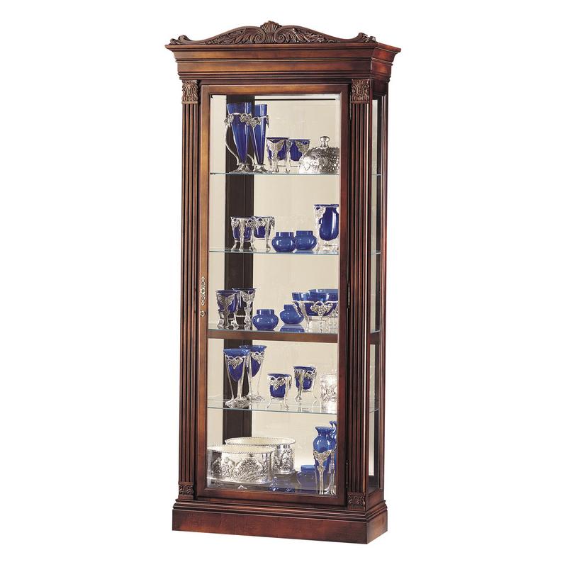 Витрина со стеклянными дверцами Howard Miller - Embassy