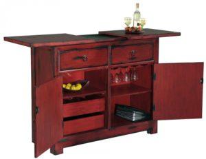 Винный шкаф-консоль Rufina Wine & Bar Console