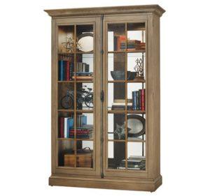 Шкаф-витрина Clawson II