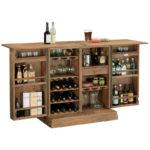 Винный шкаф – консоль Clare Valley