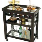 Винный шкаф - консоль Pienza Wine & Bar Cart