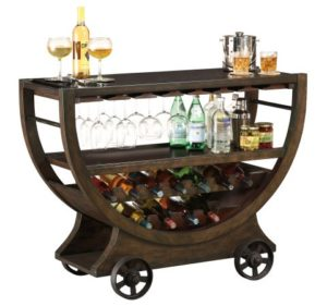 Happy Wine Wine & Bar Console