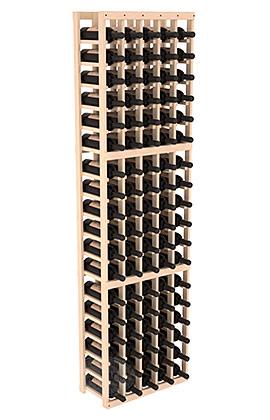 Полка для вина – 5 стоек, на 90 бутылок...
