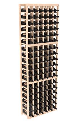 Полка для вина – 6 стоек, на 108 бутылок...
