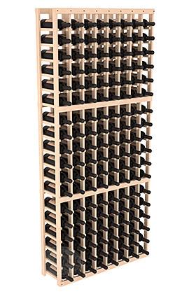 Полка для вина – 8 стоек, на 144 бутылок...