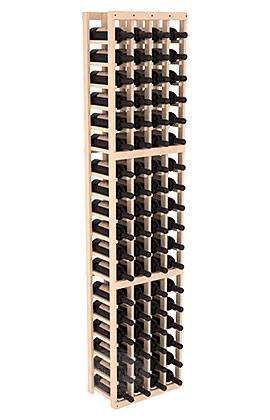 Полка для вина – 4 стойки, на 72 бутылки...