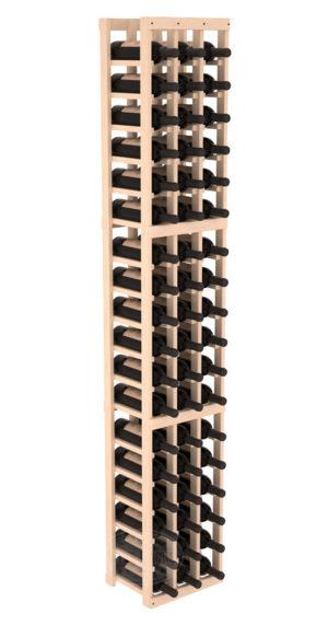 Полка для вина – 3 стойки, на 54 бутылки...