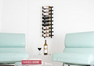 Настенный винный стеллаж 9-27 бут. 0,75л.